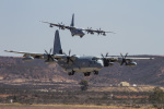 LAX Spotterさんが、ミラマー海兵隊航空ステーション で撮影したアメリカ海兵隊 KC-130J Herculesの航空フォト(写真)