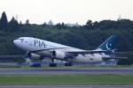 T.Sazenさんが、成田国際空港で撮影したパキスタン国際航空 A310-308の航空フォト(飛行機 写真・画像)