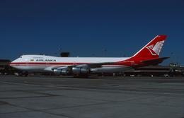 航空フォト:4R-ULF エア・ランカ 747-200