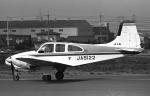 チャーリーマイクさんが、八尾空港で撮影した日本産業航空 36 Bonanzaの航空フォト(飛行機 写真・画像)