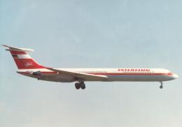 kou2315さんが、成田国際空港で撮影したインターフルーク Il-62Mの航空フォト(飛行機 写真・画像)