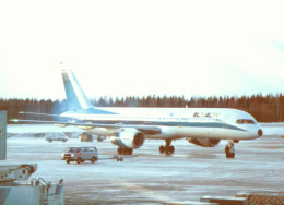 kou2315さんが、ヘルシンキ空港で撮影したエル・アル航空 757-258の航空フォト(飛行機 写真・画像)