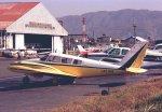 チャーリーマイクさんが、八尾空港で撮影した日本個人所有 PA-30 Twin Comancheの航空フォト(写真)