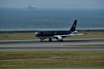 tsubasa0624さんが、中部国際空港で撮影したスターフライヤー A320-214の航空フォト(飛行機 写真・画像)
