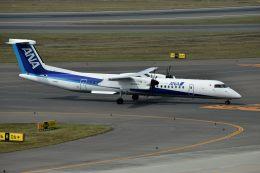 tsubasa0624さんが、中部国際空港で撮影したANAウイングス DHC-8-402Q Dash 8の航空フォト(飛行機 写真・画像)