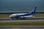 tsubasa0624さんが、中部国際空港で撮影した全日空 737-54Kの航空フォト(写真)