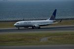 tsubasa0624さんが、中部国際空港で撮影したユナイテッド航空 737-824の航空フォト(写真)