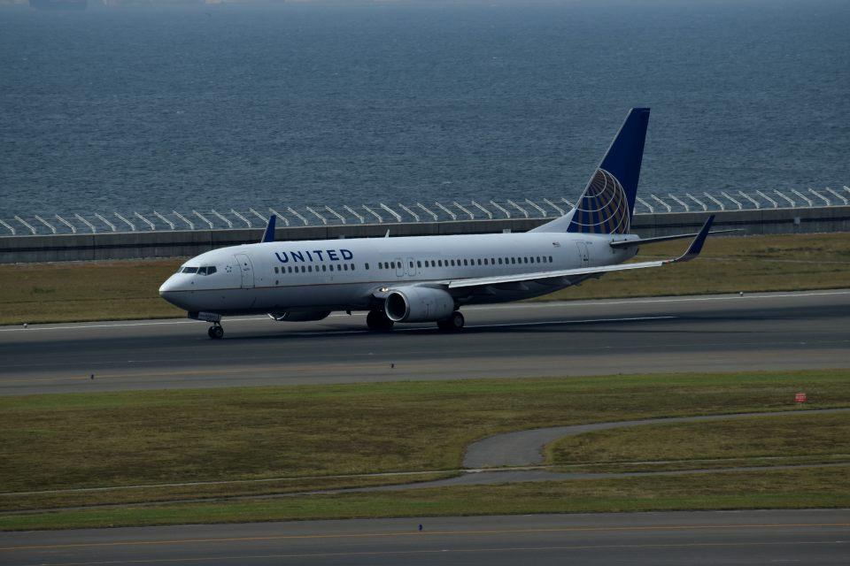 tsubasa0624さんのユナイテッド航空 Boeing 737-800 (N35236) 航空フォト