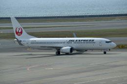 tsubasa0624さんが、中部国際空港で撮影した日本航空 737-846の航空フォト(飛行機 写真・画像)