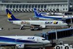 tsubasa0624さんが、中部国際空港で撮影したスカイマーク 737-86Nの航空フォト(飛行機 写真・画像)