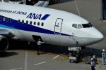 tsubasa0624さんが、中部国際空港で撮影したANAウイングス 737-5L9の航空フォト(写真)