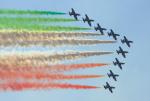 Koenig117さんが、ミリテール・ド・ペイエルヌ飛行場で撮影したイタリア空軍 MB-339PANの航空フォト(写真)