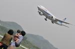 Oceanbuleさんが、福岡空港で撮影した全日空 777-281/ERの航空フォト(写真)