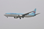 Oceanbuleさんが、福岡空港で撮影した大韓航空 737-9B5の航空フォト(写真)