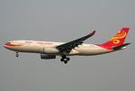 北京首都国際空港 - Beijing Capital International Airport [PEK/ZBAA]で撮影された海南航空 - Hainan Airlines [HU/CHH]の航空機写真