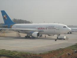 フエタゴさんが、シャージャラル国際空港で撮影したユナイテッド・エアウェイズ・バングラデシュ A310-325/ETの航空フォト(飛行機 写真・画像)