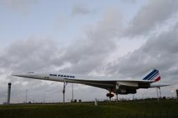 バーバ父さんが、パリ シャルル・ド・ゴール国際空港で撮影したエールフランス航空 Concorde 101の航空フォト(写真)