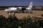 apphgさんが、楡林空港で撮影した長安航空 Y-7の航空フォト(写真)