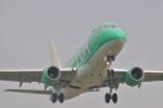 Oceanbuleさんが、福岡空港で撮影したフジドリームエアラインズ ERJ-170-100 SU (ERJ-170SU)の航空フォト(写真)
