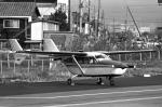 チャーリーマイクさんが、八尾空港で撮影した日本法人所有 T337G Super Skymasterの航空フォト(写真)