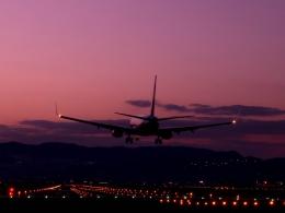 カトさんが、伊丹空港で撮影した不明の航空フォト(飛行機 写真・画像)