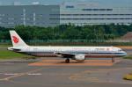 Dojalanaさんが、新千歳空港で撮影した中国国際航空 A321-213の航空フォト(写真)