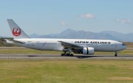 syu〜さんが、新千歳空港で撮影した日本航空 777-246の航空フォト(飛行機 写真・画像)