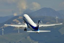 ジョンソンさんが、熊谷基地で撮影した全日空 767-381/ERの航空フォト(飛行機 写真・画像)