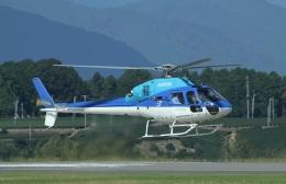 yamatoさんが、静岡空港で撮影したシマブンコーポレーション AS355N Ecureuil 2の航空フォト(飛行機 写真・画像)