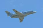 パンダさんが、茨城空港で撮影した航空自衛隊 U-125A(Hawker 800)の航空フォト(写真)