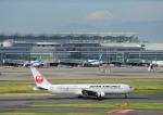 じーく。さんが、羽田空港で撮影した日本航空 767-346の航空フォト(写真)