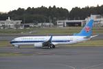 ANA744Foreverさんが、成田国際空港で撮影した中国南方航空 737-81Bの航空フォト(写真)