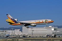 福岡空港 - Fukuoka Airport [FUK/RJFF]で撮影された日本エアシステム - Japan Air System [JD/JAS]の航空機写真