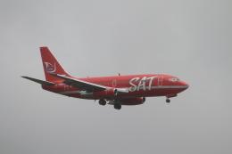 Takashi neon-pa2Nさんが、新千歳空港で撮影したサハリン航空 737-2J8/Advの航空フォト(飛行機 写真・画像)
