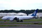 T.Sazenさんが、成田国際空港で撮影したニュージーランド航空 777-219/ERの航空フォト(写真)