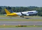 じーく。さんが、成田国際空港で撮影したアトラス航空 767-3JHF(ER)の航空フォト(飛行機 写真・画像)