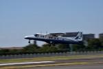 tsubasa0624さんが、調布飛行場で撮影した新中央航空 228-212の航空フォト(飛行機 写真・画像)