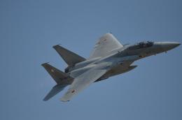 brasovさんが、茨城空港で撮影した航空自衛隊 F-15J Eagleの航空フォト(飛行機 写真・画像)