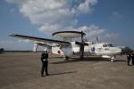 くるくもるさんが、茨城空港で撮影した航空自衛隊 E-2C Hawkeyeの航空フォト(写真)