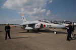 くるくもるさんが、茨城空港で撮影した航空自衛隊 T-4の航空フォト(写真)