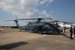くるくもるさんが、茨城空港で撮影した航空自衛隊 UH-60Jの航空フォト(写真)