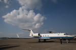 くるくもるさんが、茨城空港で撮影した航空自衛隊 U-4 Gulfstream IV (G-IV-MPA)の航空フォト(写真)