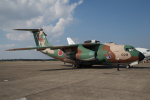 くるくもるさんが、茨城空港で撮影した航空自衛隊 C-1の航空フォト(写真)