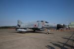 くるくもるさんが、茨城空港で撮影した航空自衛隊 F-4EJ Phantom IIの航空フォト(写真)