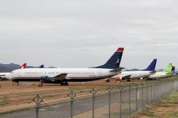 フェニックス・グッドイヤー空港 - Phoenix Goodyear Airport [GYR/KGYR]で撮影されたUSエアウェイズ - US Airways [US/AWE]の航空機写真