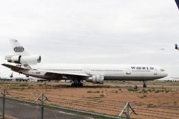 フェニックス・グッドイヤー空港 - Phoenix Goodyear Airport [GYR/KGYR]で撮影されたワールド・エアウェイズ - World Airways [WO/WOA]の航空機写真