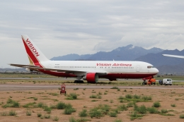 フェニックス・グッドイヤー空港 - Phoenix Goodyear Airport [GYR/KGYR]で撮影されたビジョン・エアラインズ - Vision Airlines [V2/RBY]の航空機写真