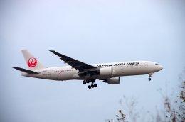 kitayocchiさんが、新千歳空港で撮影した日本航空 777-246の航空フォト(飛行機 写真・画像)