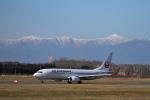 tupolevさんが、帯広空港で撮影したJALエクスプレス 737-846の航空フォト(写真)