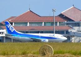 nyukioさんが、宮古空港で撮影した全日空 737-281の航空フォト(飛行機 写真・画像)
